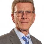 Alfred Bachofer Fraktionsvorsitzender
